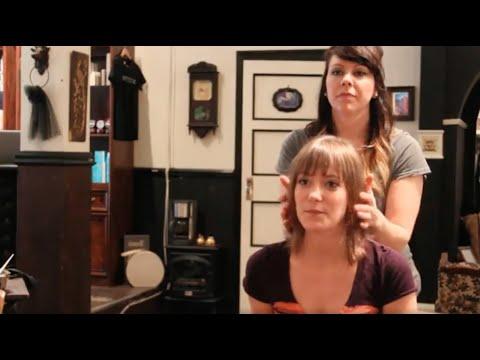 Cut Off All Her Hair