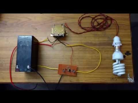 Как сделать с 220 вольт на 24 вольт