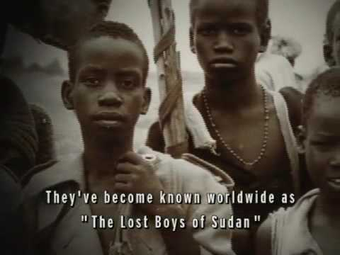 A Great Wonder: Lost Children of Sudan (Bullfrog Films clip)