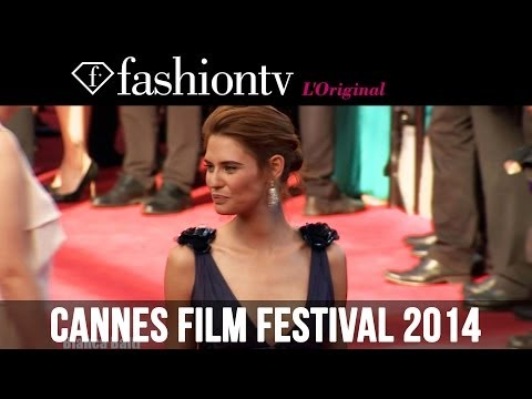 Bianca Balti At 'Clouds of Sils Maria' Premiere, Cannes Film Festival 2014 | FashionTV