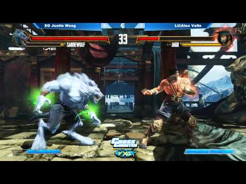 Cross Counter LIVE: Killer Instinct Demo: Justin Wong (@JWonggg) vs. @AlexValleSF4
