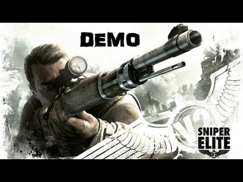 Sniper Elite V2 Demo