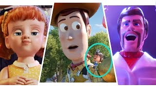 Toy Story 4 Trailer: New Characters and Theories!