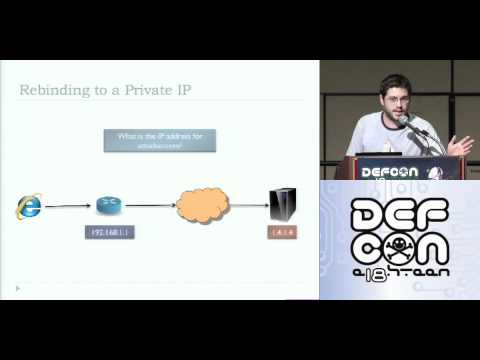 DEFCON 18: How to Hack Millions of Routers 1/3