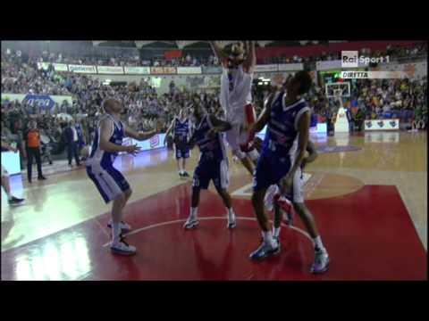 Acea Virtus Roma - Lenovo Cantù semifinale №1 2nd half