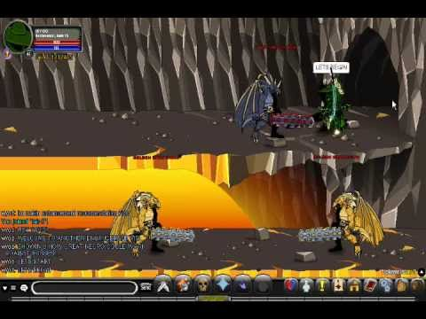 AQWorlds~ Enhancements~ Necromancer