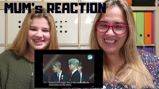 BTS KOREAN AWARDS MUM'S REACTION - 💚GUMMY GOOMEY💚