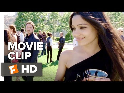 Knight of Cups Movie CLIP - Helen (2015) - Christian Bale, Freida Pinto Movie HD