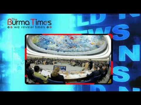 Burma Times TV Daily News 08.7.2015