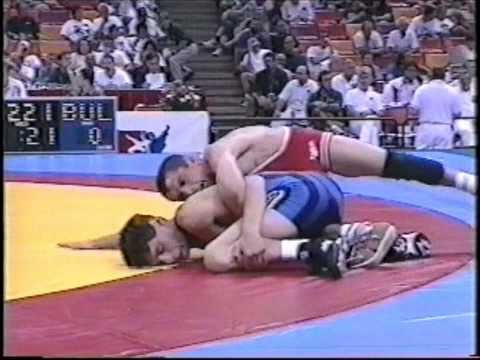 1995 World Championships : Rob Eiter and Vogar Oroudjov