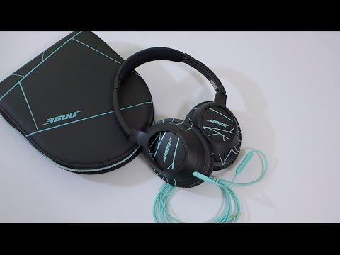 new bose soundtrue over ear headphones unboxing how to. Black Bedroom Furniture Sets. Home Design Ideas