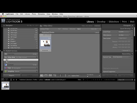 Installing new 500px Lightroom Plugin