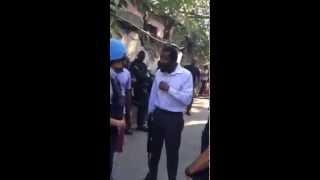 VIDEO: Haiti - Depute Arnel Belizaire, Zam a la Main, Kanpe devan MINUSTAH