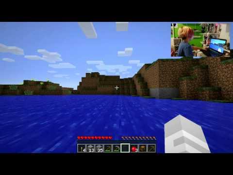 Minecraft Episode 1 - Getting Started!