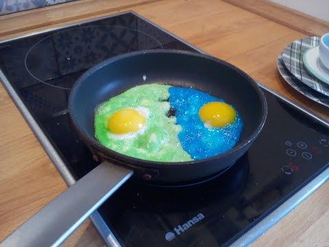 Как дети готовят еду - видео