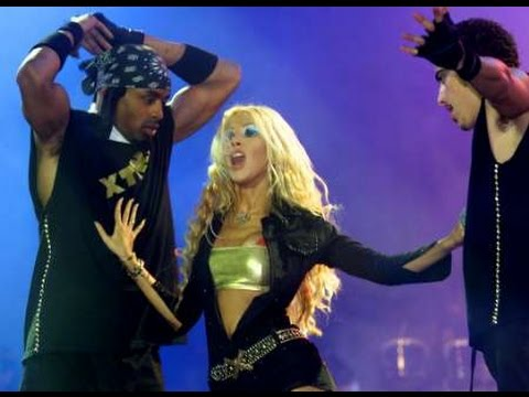 Christina Aguilera - Mi Reflejo - Live In The Concert Tour in Venezuela (2001)