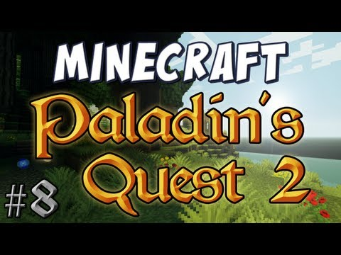 Paladins Quest 2: Father Rain's Jail Cell