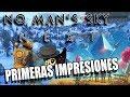 NO MAN´S SKY NEXT -PRIMERAS IMPRESIONES-