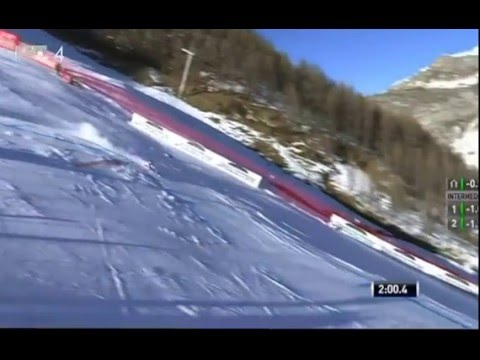 Marcel Hirscher Giant Slalom winner in Val D'Isere