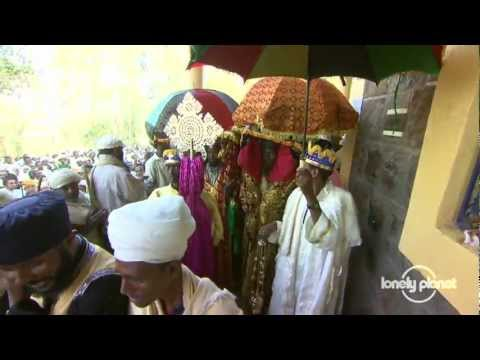 Ethiopia's Kristos Samra Festival - Lonely Planet travel video