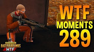PUBG Daily Funny WTF Moments Highlights Ep 289