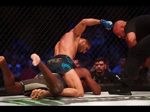 Bellator 200 Highlights: Gegard Mousasi Knocks Out Rafael Carvalho - MMA Fighting