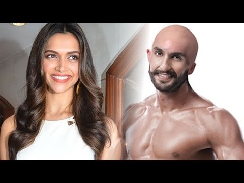 Watch Video: Ranveer Singhs New Bald Bajirao Mastani Look!