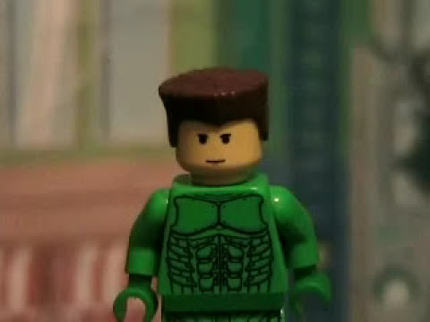 Spider-man 3 lego movie trailer!