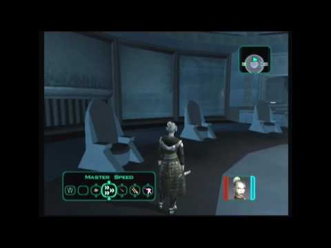 KOTOR2 (DS) 144: Atris & Kreia
