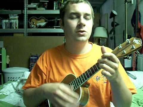 Somewhere Over the Rainbow/What a Wonderful World - Israel Kamakawiwo'ole (Ukulele Cover)