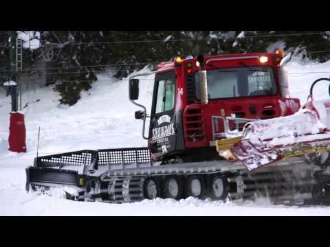 Le Snow Park de Châtel: les coulisses ...