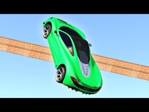 LAND ON THE SKY PLATFORMS! (GTA 5 Funny Moments)