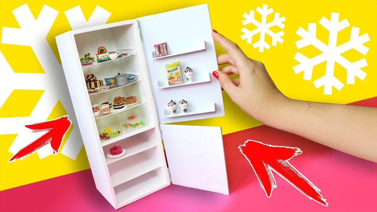 Как сделать принадлежности для кукол своими руками из бумаги 54