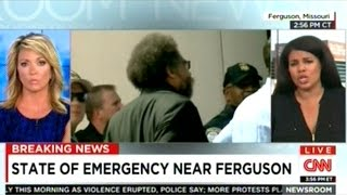 Cornel West Arrested Courthouse Protest In St Louis!