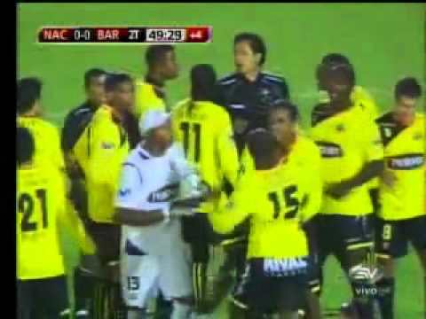 Video Banguera tapa penal en descuentos y Barcelona saca 0: 0 en visita a El Nacional