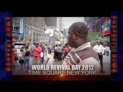 'WORLD REVIVAL DAY' 2012