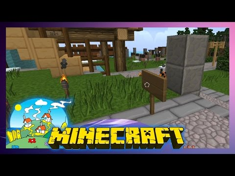 Minecraft [The Village] #22 - Gott & die Welt ♥ Let's Play Minecraft [deutsch]
