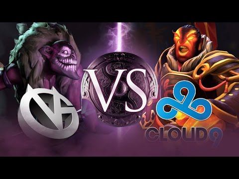 Dota 2: Can Anyone Stop Cloud9's Amazing Batrider? - TI4