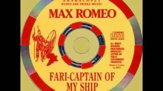 Max Momeo & Jah Shaka - Fari Captain Of My Ship