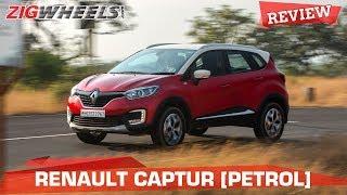 Renault Captur Petrol Review   In A Nutshell   Zigwheels.com