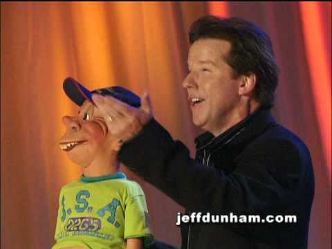 Jeff Dunham - Arguing With Myself - Bubba J video