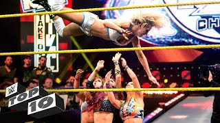 Top 10 Horsewomen brawls: WWE Top 10, Sept. 14, 2019