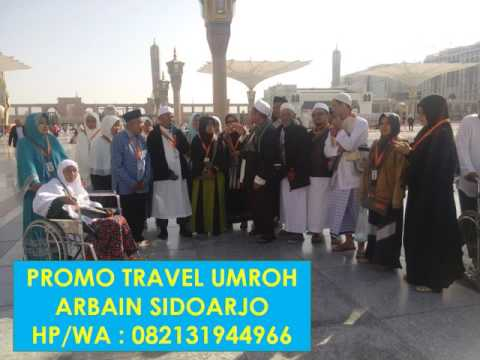 Video travel umroh di sidoarjo