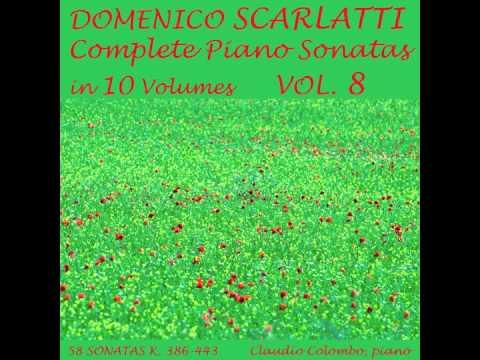Скарлатти, Доменико - Соната для фортепиано, K 252