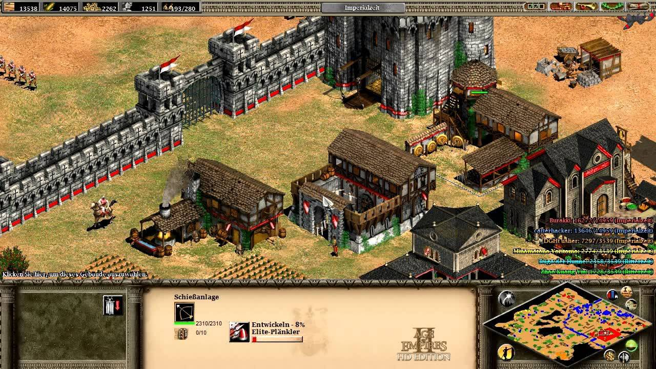 how to play age of empires 3 with evolve