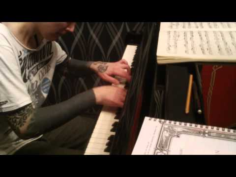 Бах Иоганн Себастьян - BWV 807 - Английская сюита №2 (ля минор)