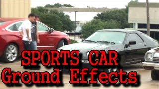 How To Install Ground Effects On Your Sports Car - Part 1