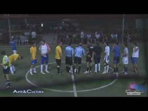 Arte&Cultura Sport – PAINTBAAL PARTITA FINALE TORNEO DI CALCIETTO COPPA DEL MONDO ESTATE 2011