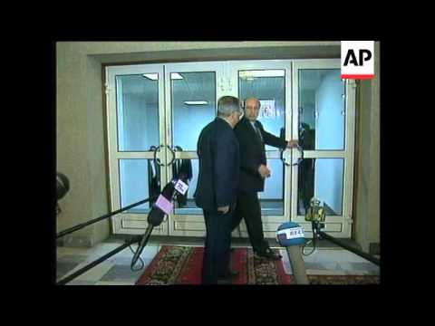 RUSSIA: MOSCOW: PARLIAMENTARY ECONOMY DEBATE