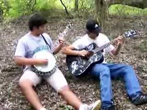 Dueling Banjos Andrew And Mark